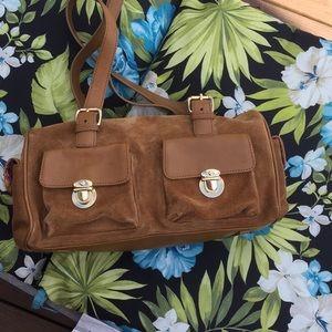 Maxx New York Genuine cow Leather purse